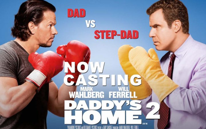 Daddy's Home 2 - Movie