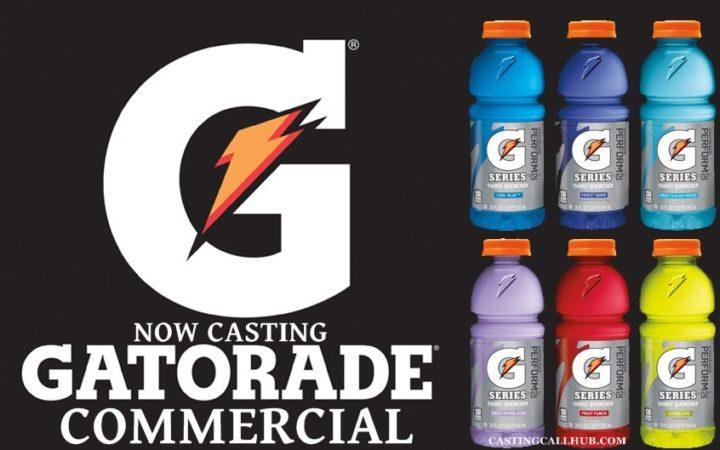Gatorade Commercial
