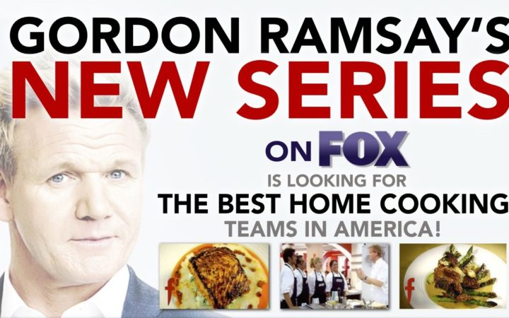 Gordon Ramsay The F Word - Fox