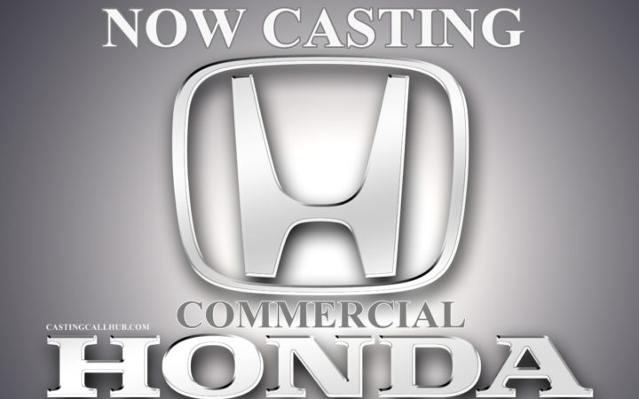 Honda Commercial Auditions