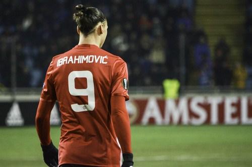 Manchester United Ibrahimovic