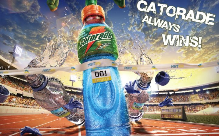 National Gatorade Commercial