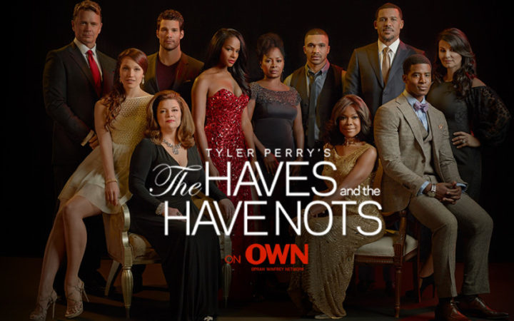 """Tyler Perry """"The Haves and the Have Nots"""""""