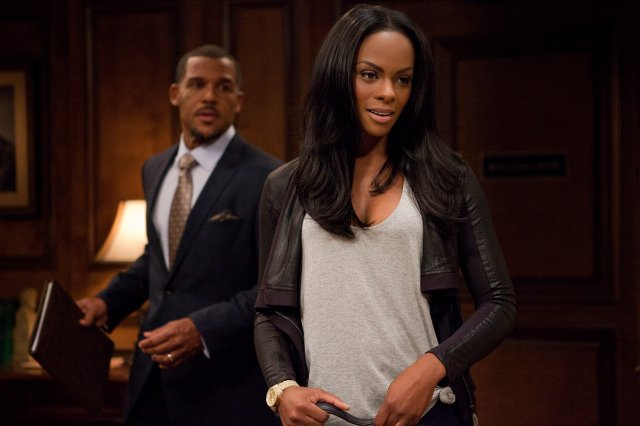 """Tyler Perry """"The Haves and the Have Nots"""" Stand In"""