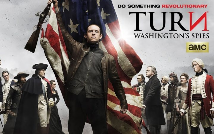AMC Turn: Washington Spies Season 4 - Baby
