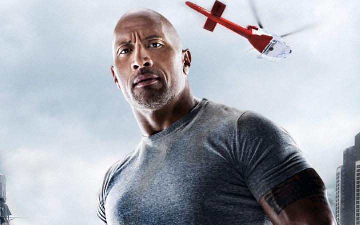 "Dwayne Johnson ""Rampage"" – Movie"