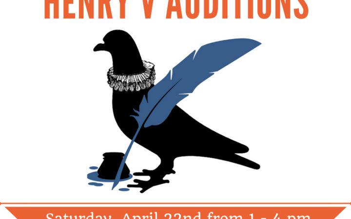 Henry V Theatre Actors