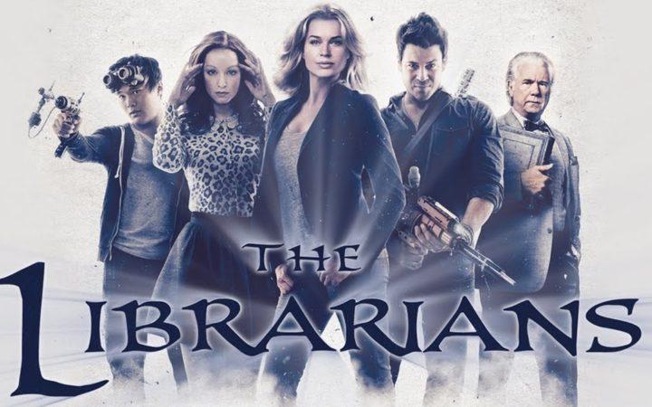 TNT The Librarians Season 4