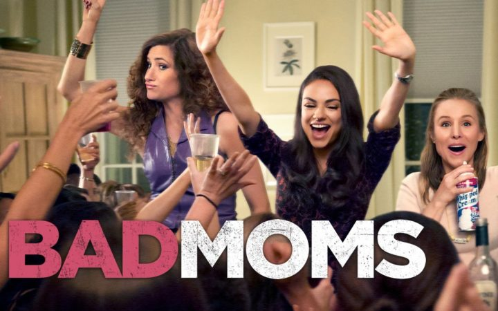 Movie Bad Moms 2 – Kids and Teens