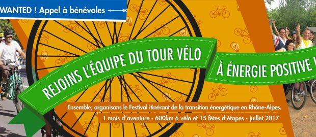 Appel à bénévoles : Tournage «Journal du Tour vélo à énergie positive» cet été | Alernatiba