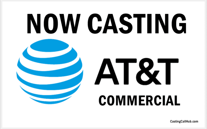 AT&T Commercial Seeking Extras
