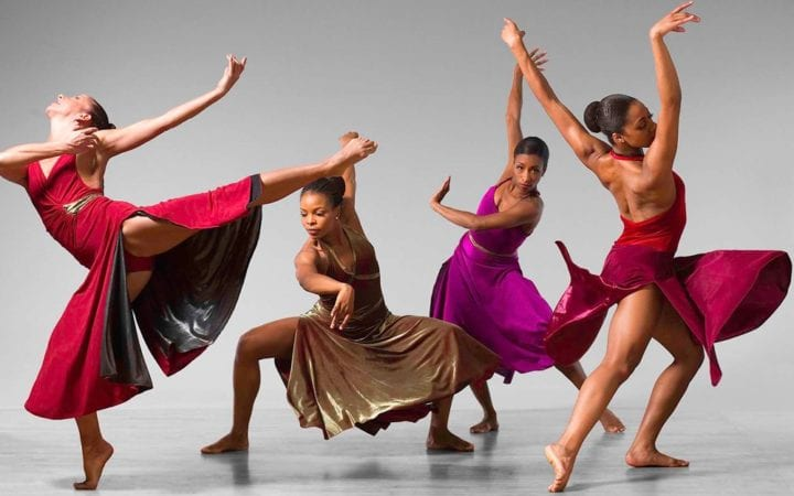 African American Contemporary Dancers
