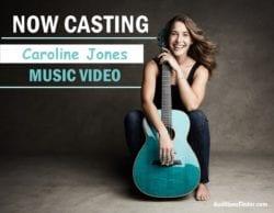 Caroline Jones Music Video