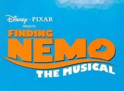 Disney Finding Nemo, the Musical