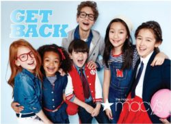 Macy's Commercial Seeking Child Models and Dancers
