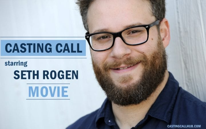 Movie Starring Seth Rogen