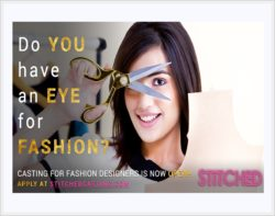 Stitched Season 1 – Fashion Competition TV Show